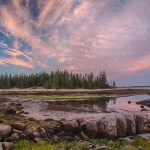 Wonderland at sunrise, Acadia NP, Mount Desert Island, Maine