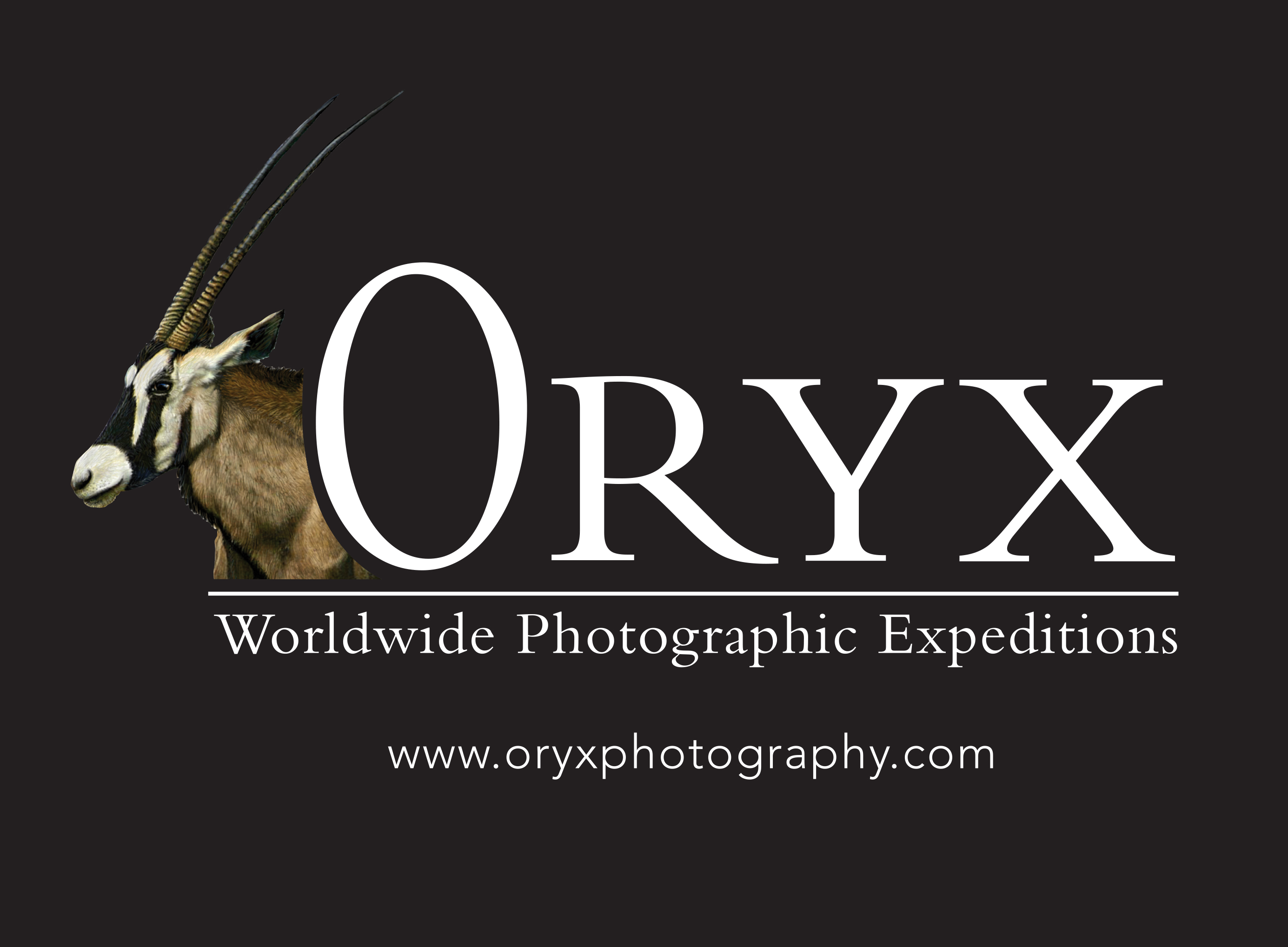 ORYX- Worldwide Photographic Expeditions
